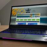 HIRO 700 - test laptopa