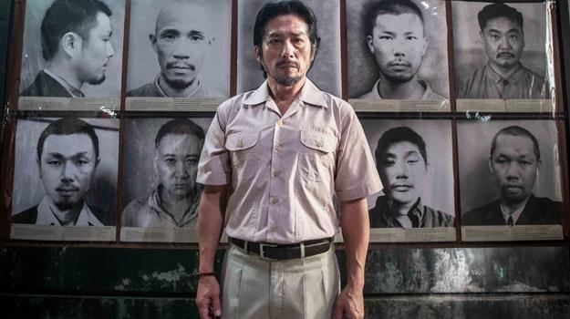 """Hiroyuki Sanada w scenie z filmu """"Droga do zapomnienia"""" /materiały dystrybutora"""