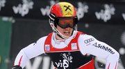 Hirscher najlepszy w slalomie w Adelboden