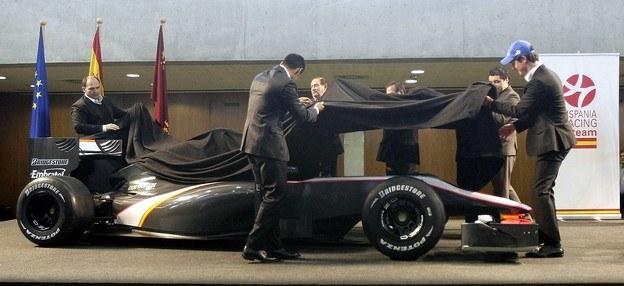 Hispania Racing Team /AFP