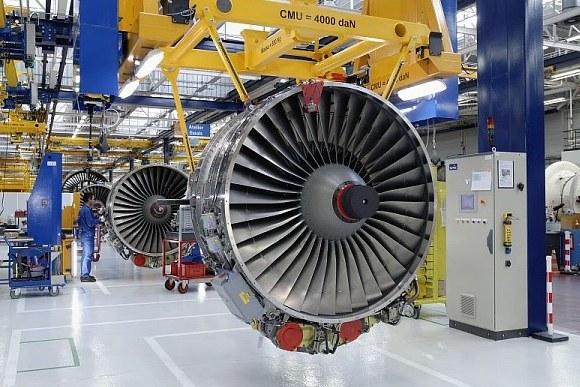 Hispano-Suiza produkuje części do silników lotniczych /&nbsp