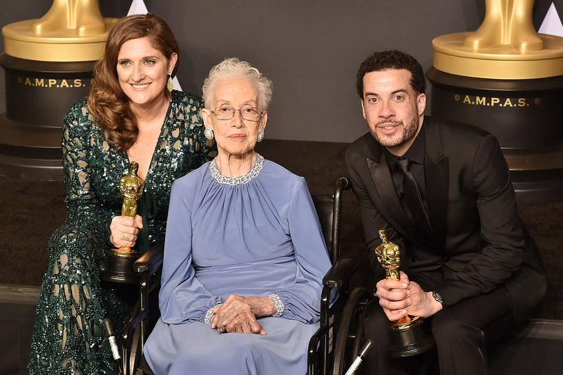 """Historia Katherine przedstawiona została w nominowanym do Oscara filmie """"Ukryte działania"""" /Getty Images"""