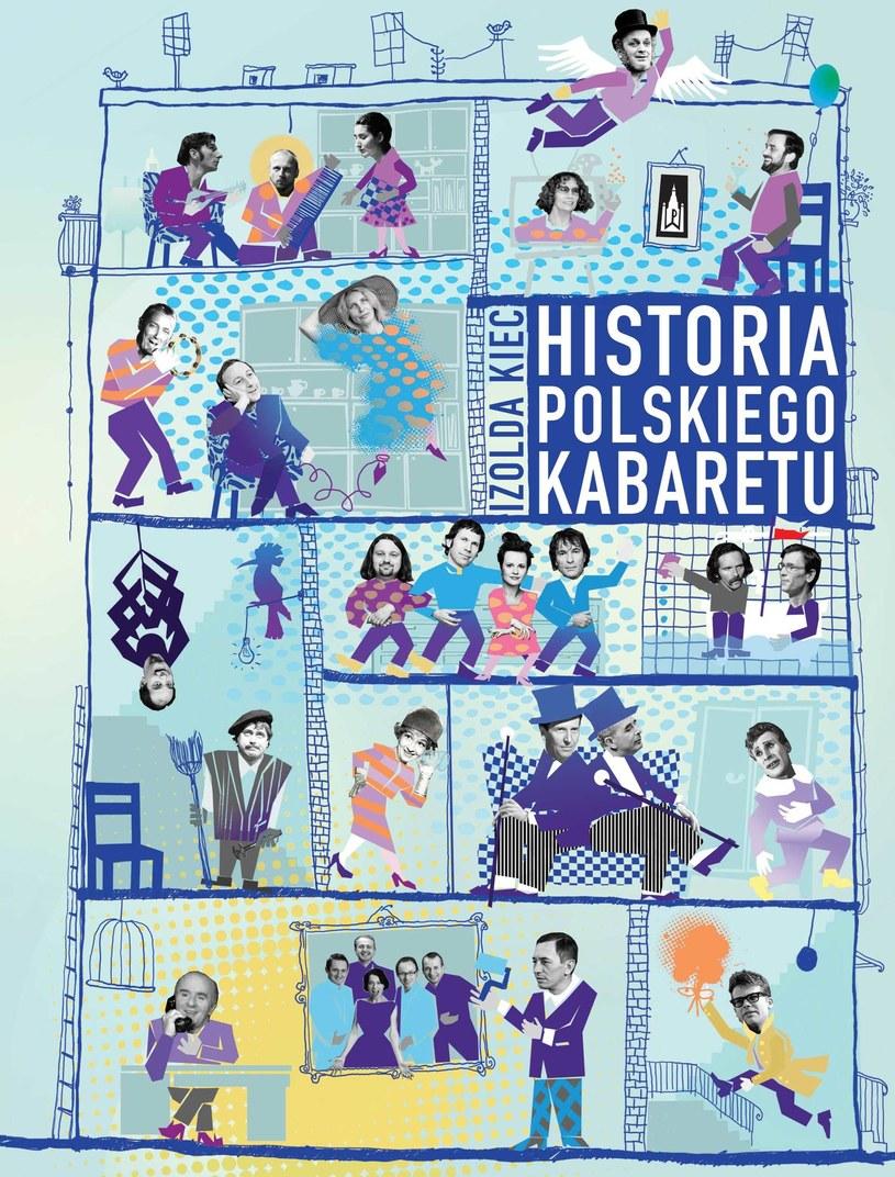 Historia polskiego kabaretu /materiały prasowe