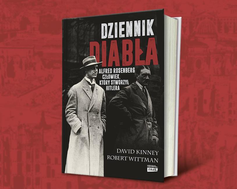 """Historia pościgu za dokumentem, który zdradza najintymniejsze szczegóły funkcjonowania III Rzeszy w książce """"Dziennik diabła"""""""