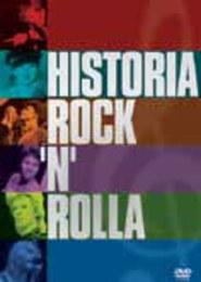 Historia Rock n´ Rolla - Kolekcja 5 płyt DVD