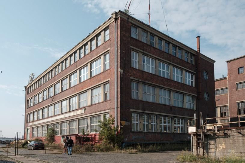 Historyczna stołówka w Stoczni Szczecińskiej /Dariusz Gorajski /Agencja FORUM