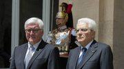 Historyczna wizyta prezydentów Niemiec i Włoch