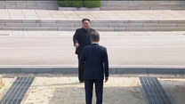 Historyczne spotkanie przywódców Korei Północnej i Południowej