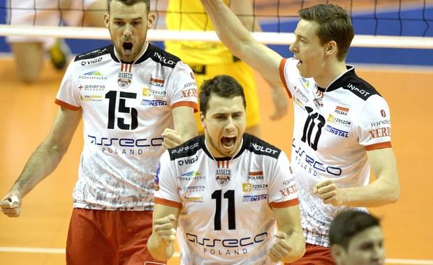 Historyczne starcie w Berlinie: Resovia pokonała Skrę i zagra w finale siatkarskiej LM!