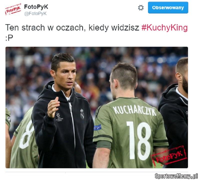 Historyczny moment /Sportowememy.pl /Internet