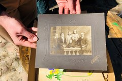 Historyczny skarb w domu w Księżym Młynie