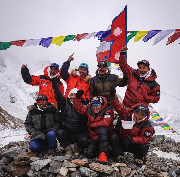 Historyczny wyczyn. K2 zdobyty zimą!
