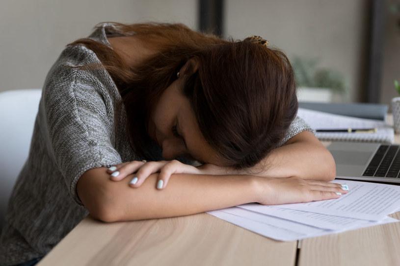 Histydyna zapobiega przewlekłemu zmęczeniu /123RF/PICSEL