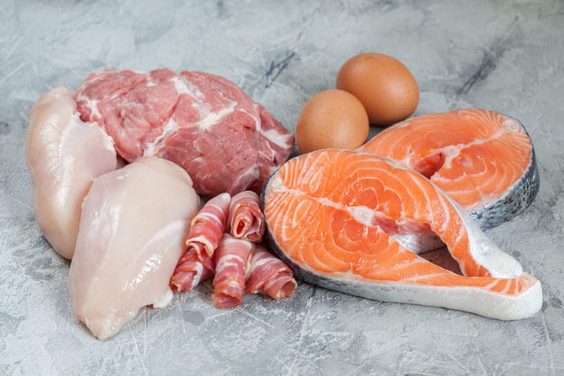 Histydyna znajduje się w produktach pochodzenia zwierzęcego /123RF/PICSEL
