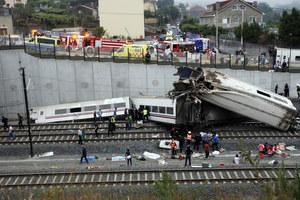 Hiszpania: 77 zabitych i 140 rannych w katastrofie kolejowej