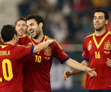 Hiszpania lepsza od Urugwaju w meczu mistrzów kontynentów