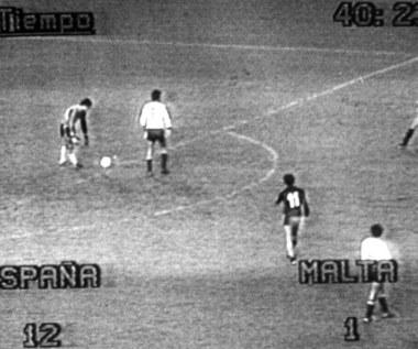 Hiszpania - Malta. Historyczne zwycięstwo, przed którym... mało kto miał głowę do piłki