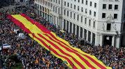 Hiszpania: Manifestacja w Barcelonie przeciw katalońskim separatystom