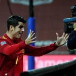 Hiszpania - Niemcy 6-0 w meczu 6. kolejki dywizji A Ligi Narodów