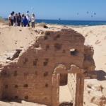 Hiszpania: Piasek odsłonił obiekt sprzed 4000 lat