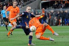 Hiszpania pokonała Holandię 1:0