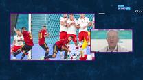 Hiszpania - Polska. Białoński: Sousa stwierdził, że kluczem do remisu była mentalność polskich piłkarzy (POLSAT SPORT). Wideo