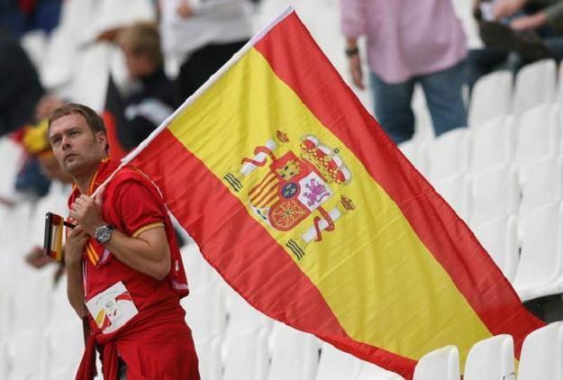 Hiszpania przezywa bardzo ciężkie chwile... /AFP