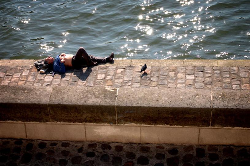 Hiszpania smaży się na słońcu... /AFP