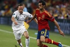 Hiszpania w półfinale Euro 2012!