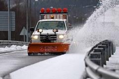 Hiszpania walczy ze śniegiem
