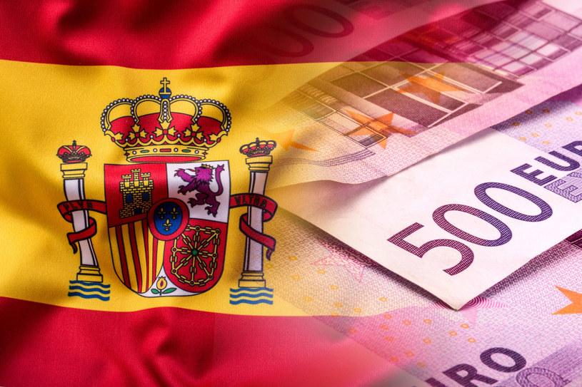 Hiszpania wprowadza dochód podstawowy. /123RF/PICSEL