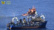 Hiszpania: Zatonął Oleg Najdienow