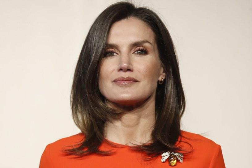 Hiszpanie kochają królową Letycję tak, jak Brtyjczycy księżną Kate czy księżną Meghan /G3 Online  /East News
