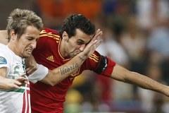 Hiszpanie pokonali Portugalczyków. Zagrają w finale Euro 2012!
