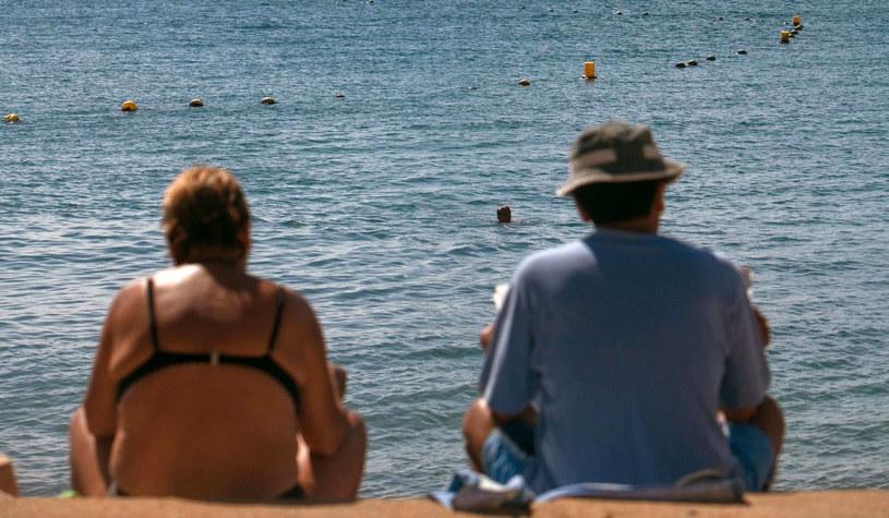 Hiszpanie pożegnali najcieplejszy październik od 100 lat. /AFP