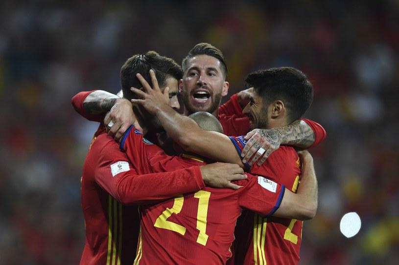 Hiszpanie rozbili Włochów 3-0 /AFP