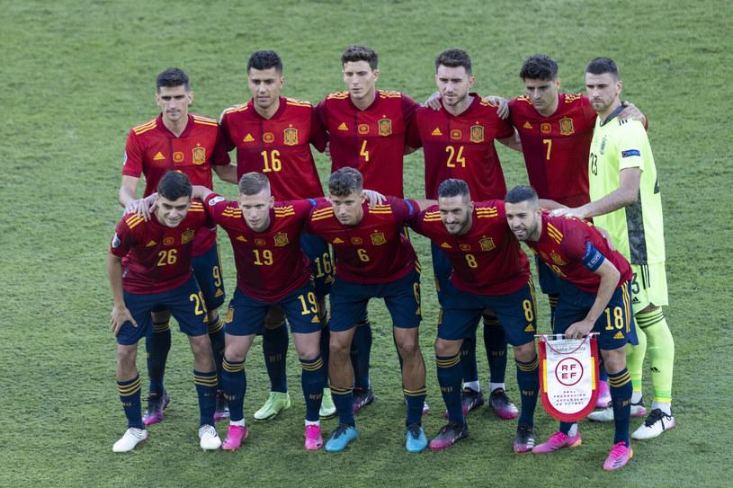 Hiszpanie wywalczyli remis z Polakami w swoim drugim meczu na Euro 2020 /Andrzej Iwanczuk /Reporter /East News