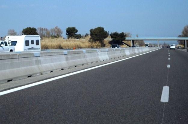 Hiszpanów nie stać już na autostrady /AFP