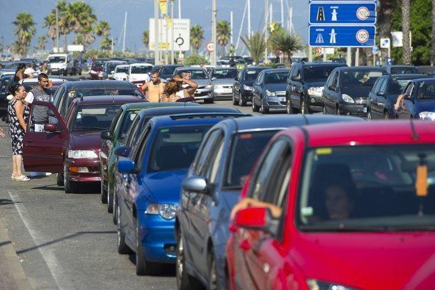 Hiszpańscy ekolodzy mają oryginalne pomysły... /AFP