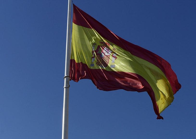Hiszpańska flaga /JAVIER SORIANO /AFP