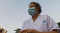 Hiszpańska lekarka nie boi się mówić prawdy o sytuacji w szpitalach