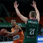 Hiszpańska liga koszykarzy. Waczyński poprowadził Unicaję do wysokiej wygranej