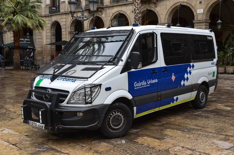 Hiszpańska policja, zdj. ilustracyjne /Gerard /Reporter