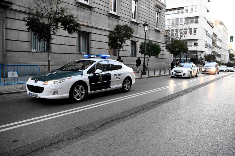 Hiszpańska żandarmeria /AFP