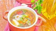 Hiszpańska zupa ziemniaczana