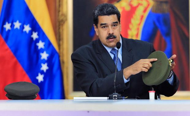 """Hiszpański """"ABC"""": Zamach na Maduro był sfingowany"""