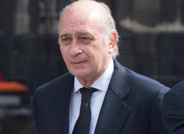 Hiszpański minister spraw wewnętrznych, Jorge Fernandez Diaz /FaceToFace/REPORTER /East News