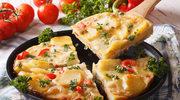 Hiszpański omlet warzywny