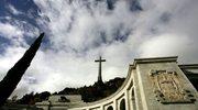 Hiszpański parlament chce przenieść szczątki generała Franco