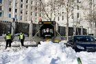 Hiszpański rząd ogłosił regiony zaatakowane przez śnieżycę obszarami klęski żywiołowej